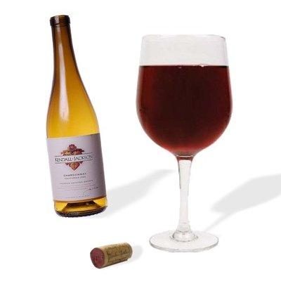 Groot wijnglas