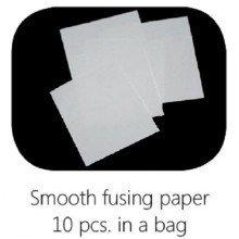 Fusing paper 75x75 mm