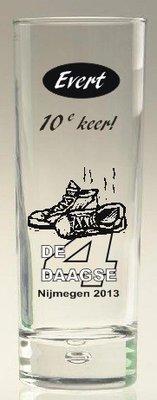 4-daagse longdrinkglas