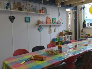 Kinderworkshop / kinderfeest