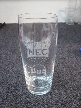 Bierfluitje met logo