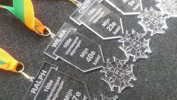 4-daagse Medaille klein
