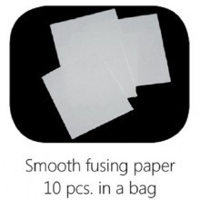 Fusing paper 48x48 mm