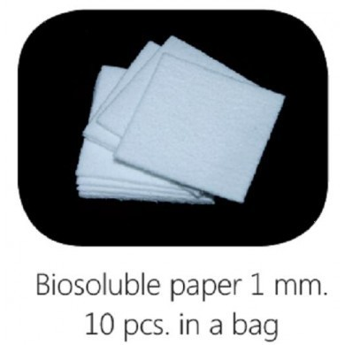 Biosoluble fibre paper 1mm 20x25 cm