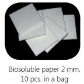 Biosoluble-fibre-paper-2mm-48x48mm
