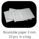 Biosoluble-fibre-paper-3mm-48x48mm
