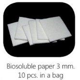 Biosoluble-fibre-paper-3mm-75x75-mm