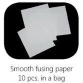 Fusing-paper-75x75-mm